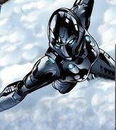 Black widow-iron widow armor