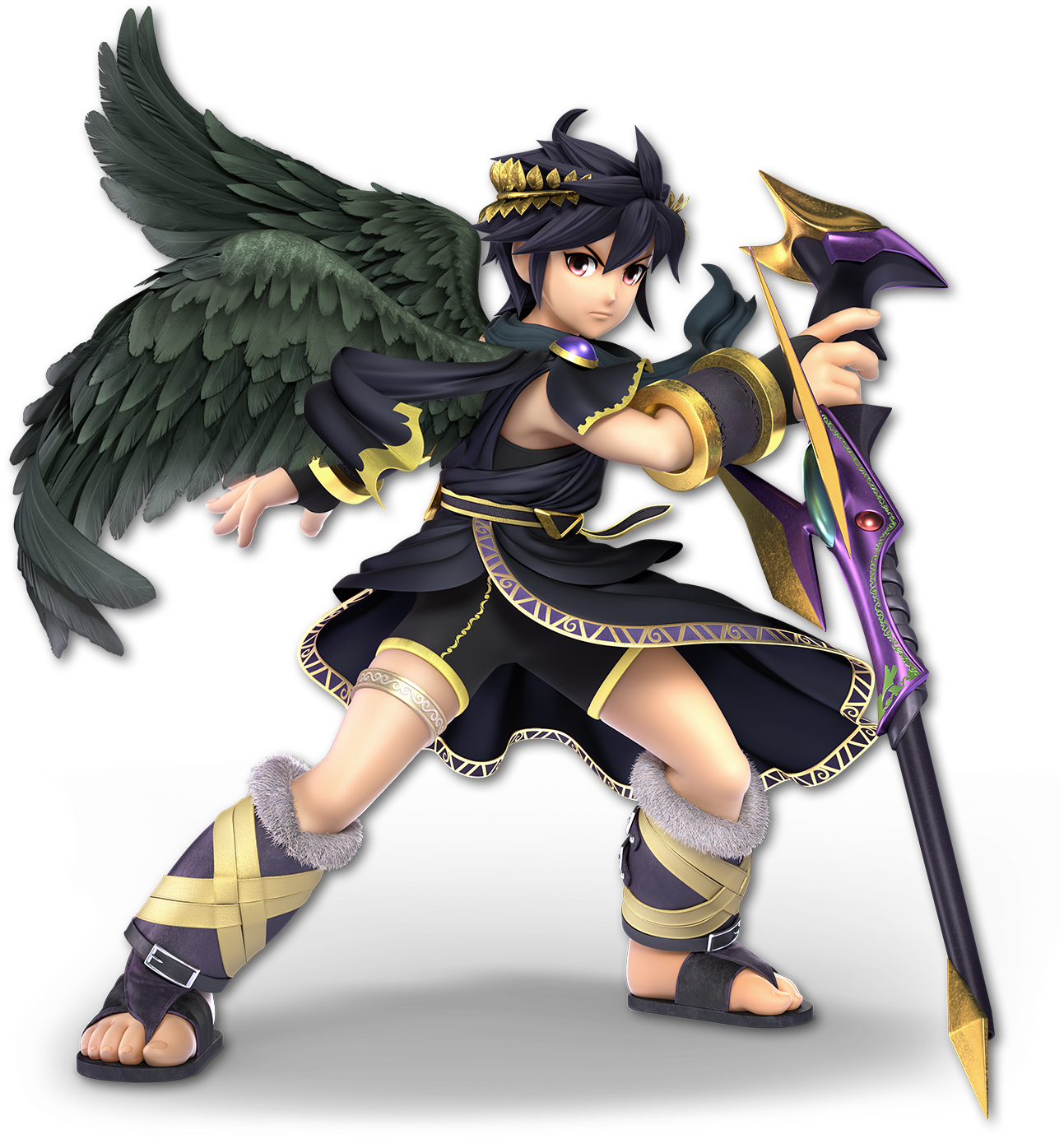 Dark Pit | Fantendo - Nintendo Fanon Wiki | FANDOM powered