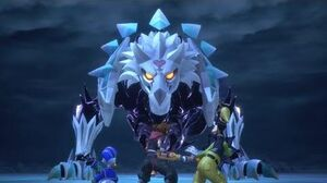 Kingdom Hearts 3 Sköll Boss Fight 10