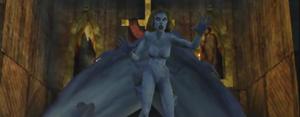 Marishka Bat video game
