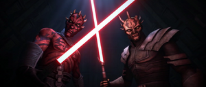 Maul crossing