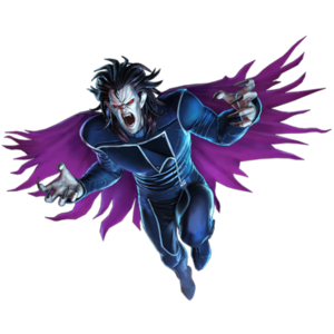 Michael Morbius (The Living Vampire) (Alternate)