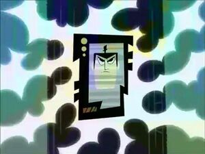 Samurai Jack S01E08 VIII Jack versus Mad Jack