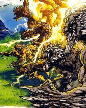Doomsday Clones Villains Wiki Fandom