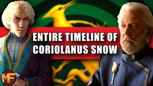 The Life of Coriolanus Snow (UPDATED WITH NEW INFO) Hunger Games Explained