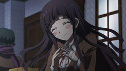 Tsumiki's greatfulness