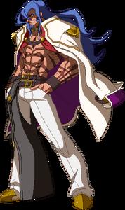Azrael (Chronophantasma, Sprite)