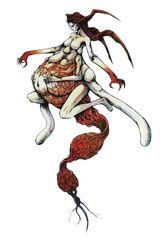 Pregnant Parasite Eve
