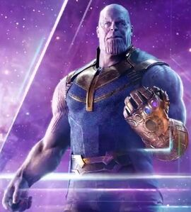 Thanos Sleeveless Vest