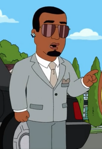 Willy Nilly (The Cleveland Show)