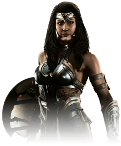 Wonder woman v 2 injustice 2 render by yukizm-dbm6556