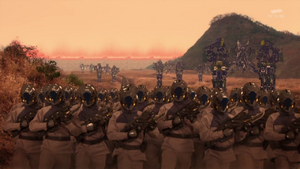 Hokuto Guardian Army