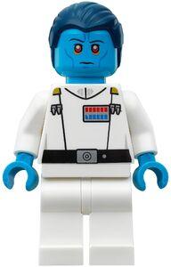 Lego Grand Admiral Thrawn