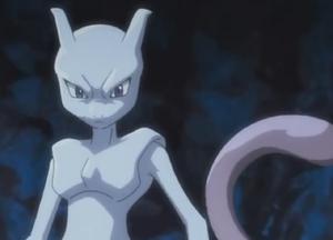 Mewtwo in Pokemon Origin