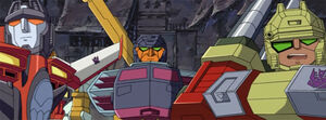 Starscream, Cyclonus and Demolishor (Ep. 30)