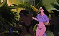 Sub-humans taking Teegra