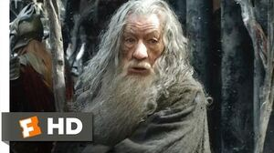 The Hobbit The Battle of the Five Armies - Slaughter Them All Scene (4 10) Movieclips