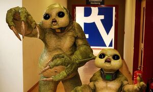 The Slitheens