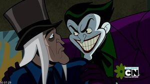 Weeper and Joker