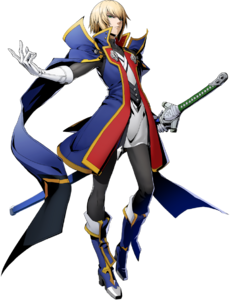 BlazBlue Cross Tag Battle Jin Kisaragi Main
