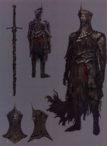 Burnt Ivory King Concept