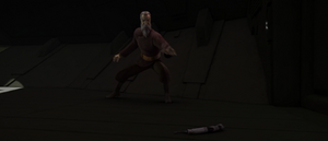 Count Dooku retrieve