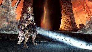 Dark Souls 2 Burnt Ivory King Boss Fight (4K 60fps)