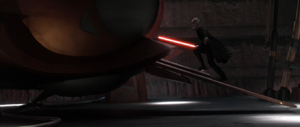 Darth Tyranus ramp