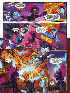 Nightmare Knights issue 3 page 3
