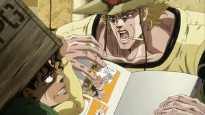 Stardust Crusaders S2 (English Dub) - Hol Horse's Fate