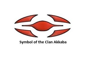 Symbol of the Clan Akkaba