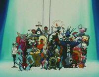 The Dead Moon Circus