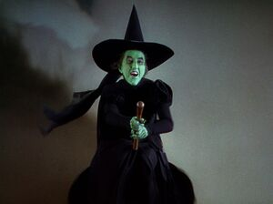 The Wicked Witch of the West