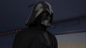 Vader calculating