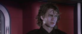 Anakin deciding