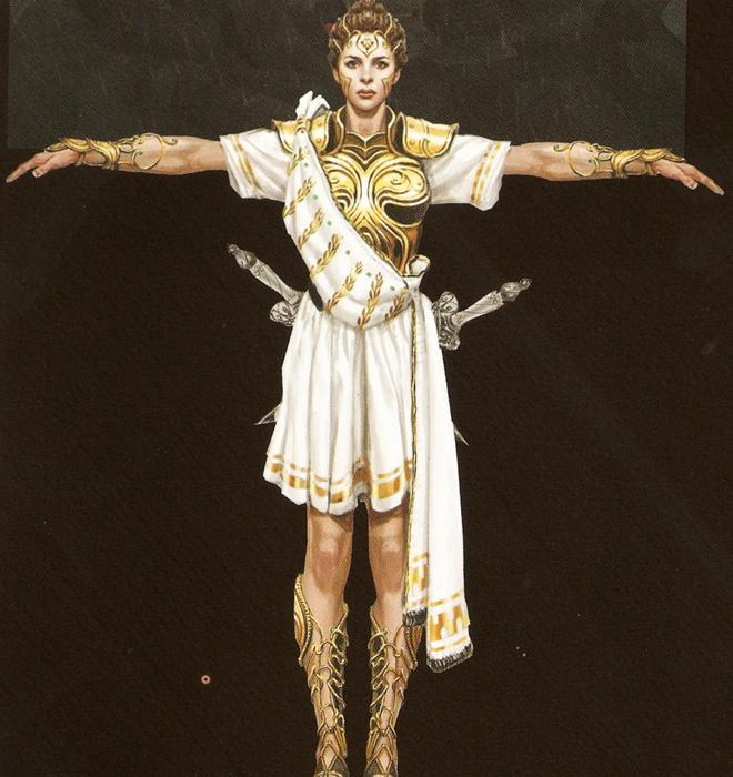Athena (God of War)   Villains Wiki   FANDOM powered by Wikia