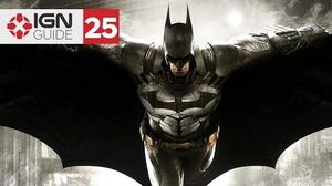 Batman Arkham Knight Walkthrough - Excavator Fight (Part Twenty Five)
