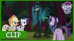 Chrysalis' Minions Get Separated (The Mean 6) MLP FiM HD