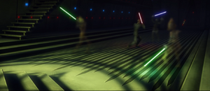 Dooku office fight