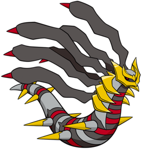 Giratina Origin Forme Dream