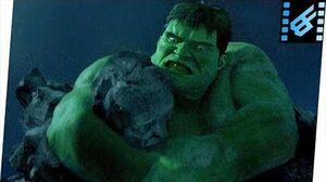 Hulk vs Absorbing Man Hulk (2003) Movie Clip