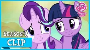 "MLP FiM – Starlight Accepts Her Leadership ""To Where and Back Again"" HD"