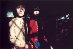 Su-yeon and sueyeon
