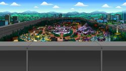 The Familyland Theme Park