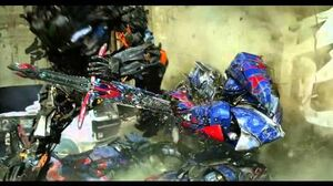 Transformers׃ Age of Extinction