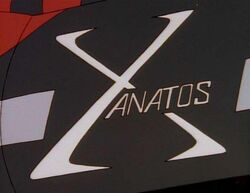 Xanatos Enterprises Logo