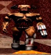 Cyberdemon Doom II RPG