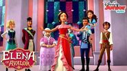 Familia Forever Elena of Avalor Disney Junior