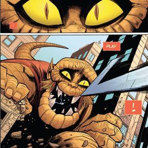 Gog (Tsiln) (Earth-616) from Amazing Spider-Man Vol 5 43 0002