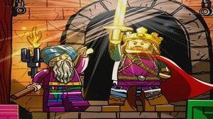 LEGO Marvel Super Heroes 2 - Gwenpool Bonus MIssion 3 - Dude Where's My Dragon (King Arthur Unlock)